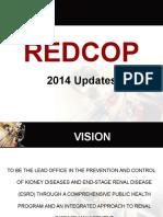 REDCOP Updates [Reg.v]