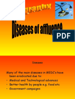 2  diseases of affluence