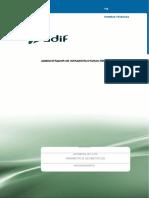 Recomendaciones Plataforma Ferroviaria