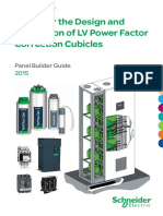 Design Guide 2015 LV Power Factor Correction Cubicles Panel Builder Guide