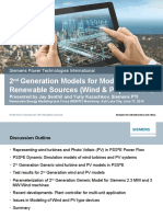 PSSE 2nd Generation Wind Models Final Jay