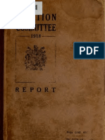 Sedition Committee Report-India-1918 Rowlatt Committee