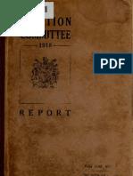 Sedition Committee Report-India-1918 Rowlatt Committee