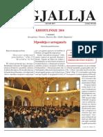 "Gazeta ""Ngjallja"" Janar 2017"
