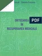 Ortezare in Reabilitare-Recuperare Medicala