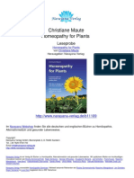 Homeopathy for Plants Christiane Maute.11109 1