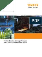 Bearing Damage Analysis Brochure