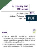 Bank Histrory and Origin by tapan sharma
