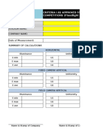 Form 11 - I.02 INFRASTRUCTURE (Floodlight Report)