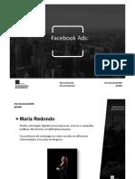 Masterclass IIMN - Facebook Ads por María Redondo