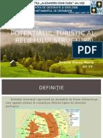 Potenţialul Turistic Al Reliefului Structural Dobrin Diana