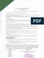 Notification Visva Bharati University Guest Teacher Posts1