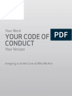 Verizon Code of Conduct