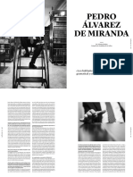 Jot Down 14 (Entrevista a Pedro Alvarez de Miranda)