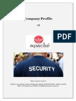 Apache's Profile (1)
