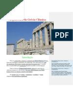Arquitetura da Grécia Clássica
