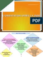 presentation orientation apres la 2nde v3