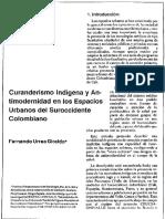 Curanderismo indigena y antimodernidad en los espacios urbanos del suroccidente colombiano.pdf