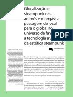Globalização e Steampunk nos animês e mangás