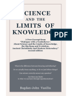 Science and the Limits of Knowledge (PDF)