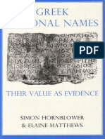 Greek Personal Names_ Their Value as Evidence -British Academy (2001).pdf
