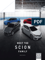Scion US TC 2016