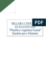 QA Planifica i Organitza l'Estudi