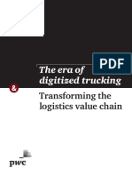 The Era of Digitized Trucking
