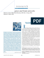 Human Intelligence and Brain Networks (DialoguesClinNeurosci-12-489)