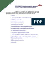 Normativa Ministerio ODI
