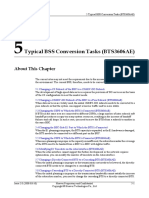 01-05 Typical BSS Conversion Tasks (BTS3606AE)