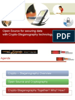 Tech Mahindra - Suhas Desai -Open Source _Cry-Steganography 1.0