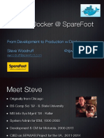 CInD With Docker at SpareFoot-13oct2014