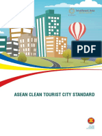 ASEAN Clean Tourist City Standard