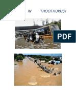 Flood in Thoothukudi