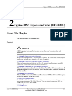 01-02 Typical BSS Expansion Tasks (BTS3606C)