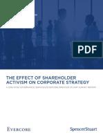 Shareholder Engagement Survey Report 2016