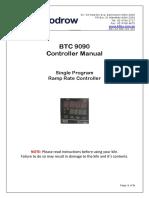 b Tc 9090 Manual