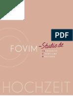 MiniBook vom Fovim Studio für Hochzeitsfotos in Augsburg Hochzeitsfotograf Bernhard Beise