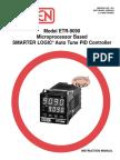 ETR 9090 Instruction Manual