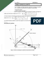 CI4 TD64 c Table-basculante