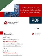 EAL for HFM Webinar 2-28-11