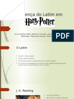 Harry Potter e o Latim