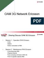 Sharing Knowledge OAM 3G Ericsson