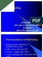 Marketing Mgt., Strategies & Plans