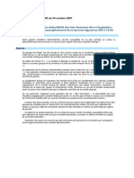 Fusion Rapide - Non Déductibilité Des Frais Financiers Liés à l'Acquisition