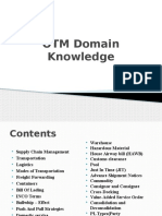 OTM Domain Knowledge_Naveen