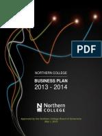 20132014 Business Plan