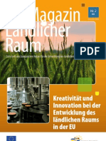 Creativity and Innovation in EU Rural Development Deutch (Dec 2009)