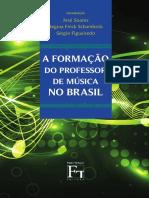A Formação Do Professor de Musica No Brasil